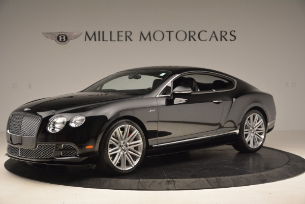 Used 2015 Bentley Continental GT Speed for sale Sold at Bugatti of Greenwich in Greenwich CT 06830 2