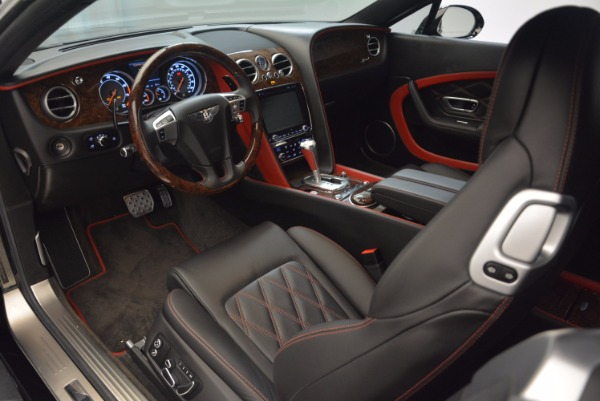 Used 2015 Bentley Continental GT Speed for sale Sold at Bugatti of Greenwich in Greenwich CT 06830 22