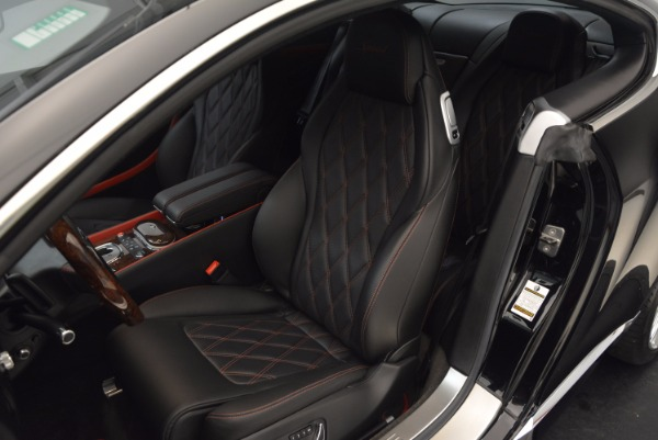 Used 2015 Bentley Continental GT Speed for sale Sold at Bugatti of Greenwich in Greenwich CT 06830 24