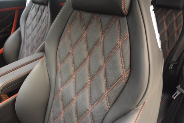 Used 2015 Bentley Continental GT Speed for sale Sold at Bugatti of Greenwich in Greenwich CT 06830 25