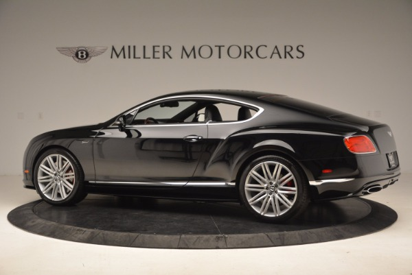 Used 2015 Bentley Continental GT Speed for sale Sold at Bugatti of Greenwich in Greenwich CT 06830 4