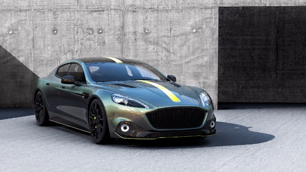 New 2019 Aston Martin Rapide AMR Shadow Edition for sale Sold at Bugatti of Greenwich in Greenwich CT 06830 2