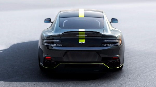 New 2019 Aston Martin Rapide AMR Shadow Edition for sale Sold at Bugatti of Greenwich in Greenwich CT 06830 4