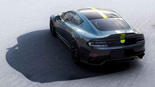 New 2019 Aston Martin Rapide AMR Shadow Edition for sale Sold at Bugatti of Greenwich in Greenwich CT 06830 7