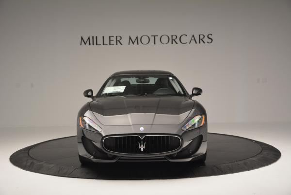 New 2016 Maserati GranTurismo Sport for sale Sold at Bugatti of Greenwich in Greenwich CT 06830 12