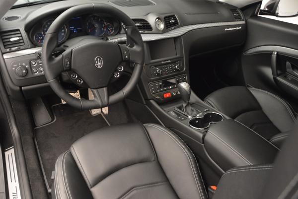 New 2016 Maserati GranTurismo Sport for sale Sold at Bugatti of Greenwich in Greenwich CT 06830 13