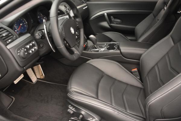 New 2016 Maserati GranTurismo Sport for sale Sold at Bugatti of Greenwich in Greenwich CT 06830 14