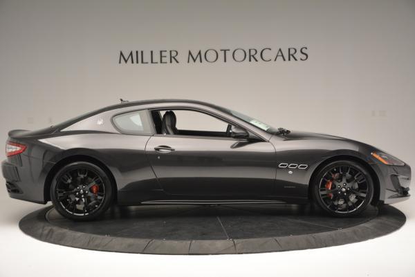 New 2016 Maserati GranTurismo Sport for sale Sold at Bugatti of Greenwich in Greenwich CT 06830 9