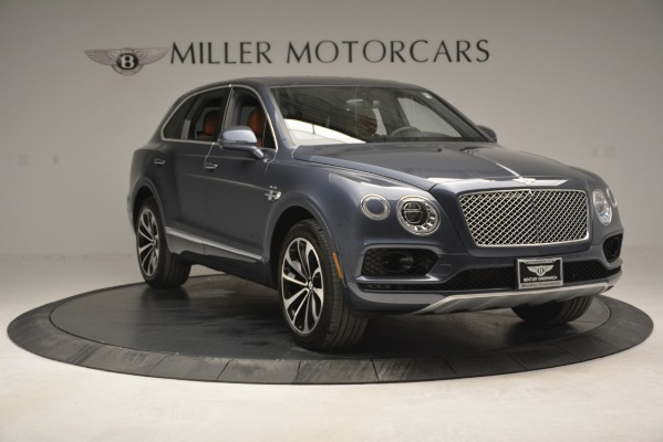 Used 2018 Bentley Bentayga Onyx for sale Sold at Bugatti of Greenwich in Greenwich CT 06830 11