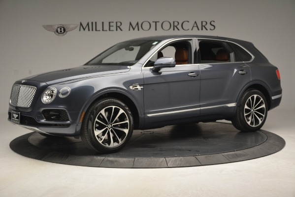 Used 2018 Bentley Bentayga Onyx for sale Sold at Bugatti of Greenwich in Greenwich CT 06830 2