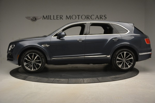 Used 2018 Bentley Bentayga Onyx for sale Sold at Bugatti of Greenwich in Greenwich CT 06830 3