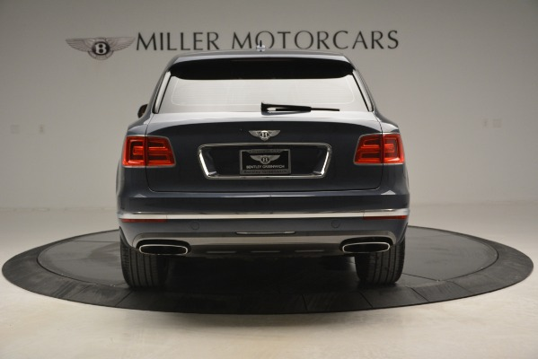Used 2018 Bentley Bentayga Onyx for sale Sold at Bugatti of Greenwich in Greenwich CT 06830 6