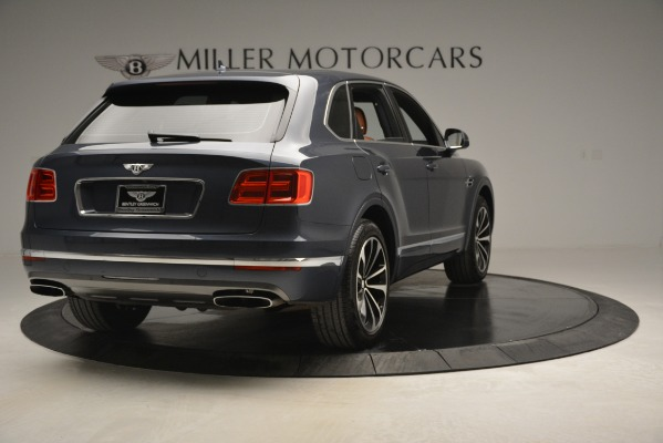 Used 2018 Bentley Bentayga Onyx for sale Sold at Bugatti of Greenwich in Greenwich CT 06830 7
