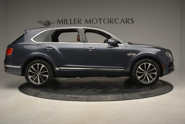 Used 2018 Bentley Bentayga Onyx for sale Sold at Bugatti of Greenwich in Greenwich CT 06830 9