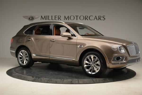 Used 2018 Bentley Bentayga W12 Signature for sale $156,900 at Bugatti of Greenwich in Greenwich CT 06830 10