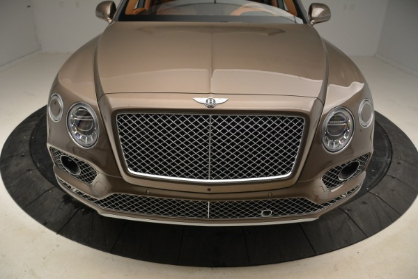 Used 2018 Bentley Bentayga W12 Signature for sale $156,900 at Bugatti of Greenwich in Greenwich CT 06830 13