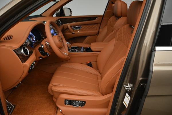 Used 2018 Bentley Bentayga W12 Signature for sale $156,900 at Bugatti of Greenwich in Greenwich CT 06830 20