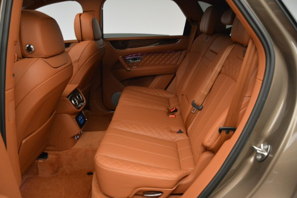 Used 2018 Bentley Bentayga W12 Signature for sale $156,900 at Bugatti of Greenwich in Greenwich CT 06830 24