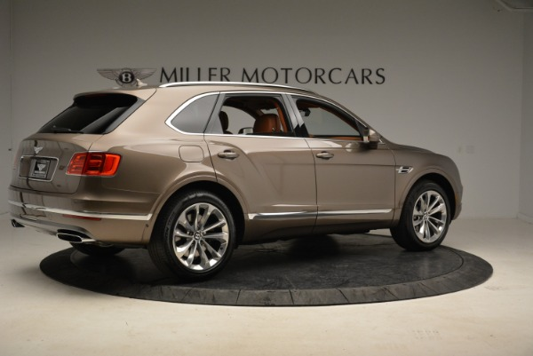 New 2018 Bentley Bentayga Signature for sale Sold at Bugatti of Greenwich in Greenwich CT 06830 8
