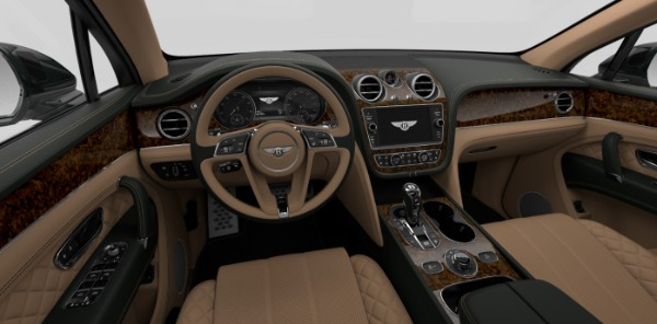 New 2018 Bentley Bentayga Onyx for sale Sold at Bugatti of Greenwich in Greenwich CT 06830 6