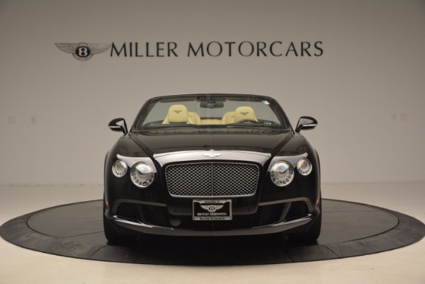Used 2012 Bentley Continental GT W12 for sale Sold at Bugatti of Greenwich in Greenwich CT 06830 12