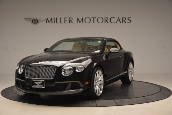 Used 2012 Bentley Continental GT W12 for sale Sold at Bugatti of Greenwich in Greenwich CT 06830 13