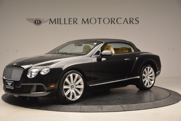 Used 2012 Bentley Continental GT W12 for sale Sold at Bugatti of Greenwich in Greenwich CT 06830 14