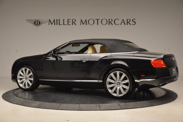 Used 2012 Bentley Continental GT W12 for sale Sold at Bugatti of Greenwich in Greenwich CT 06830 15