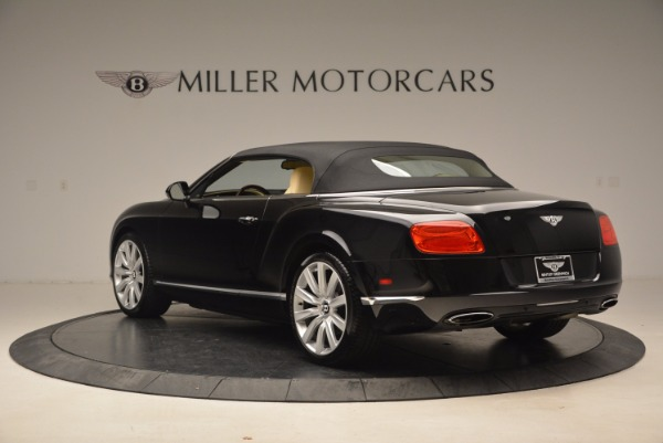 Used 2012 Bentley Continental GT W12 for sale Sold at Bugatti of Greenwich in Greenwich CT 06830 17