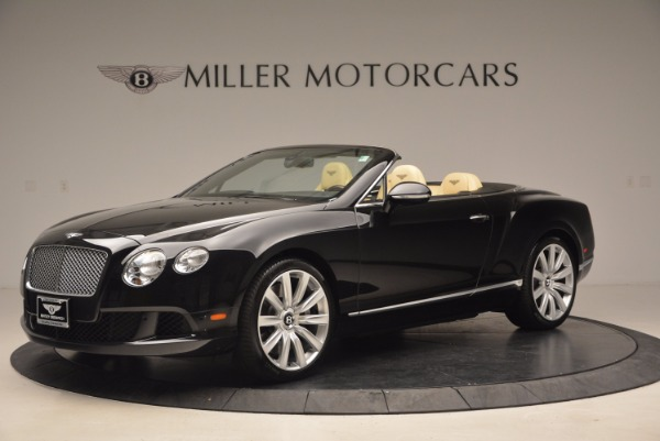 Used 2012 Bentley Continental GT W12 for sale Sold at Bugatti of Greenwich in Greenwich CT 06830 2