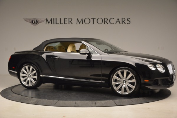 Used 2012 Bentley Continental GT W12 for sale Sold at Bugatti of Greenwich in Greenwich CT 06830 21