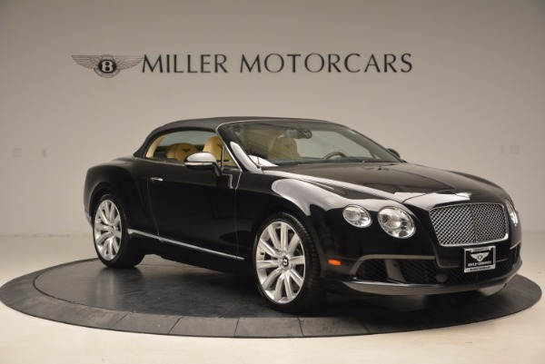 Used 2012 Bentley Continental GT W12 for sale Sold at Bugatti of Greenwich in Greenwich CT 06830 22