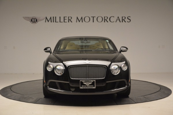 Used 2012 Bentley Continental GT W12 for sale Sold at Bugatti of Greenwich in Greenwich CT 06830 23