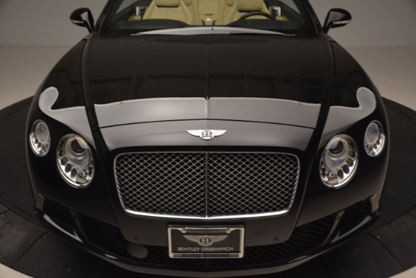 Used 2012 Bentley Continental GT W12 for sale Sold at Bugatti of Greenwich in Greenwich CT 06830 24