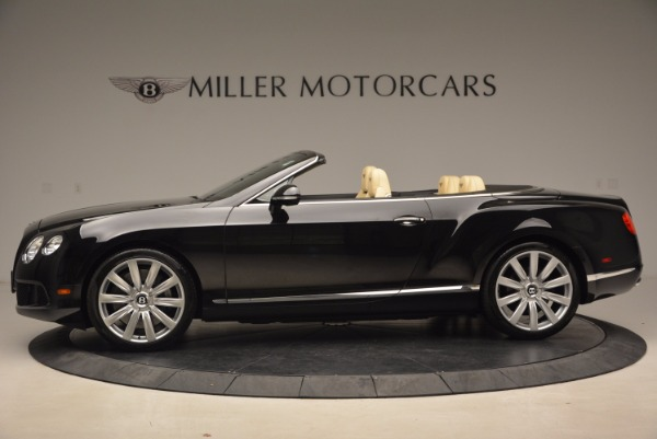 Used 2012 Bentley Continental GT W12 for sale Sold at Bugatti of Greenwich in Greenwich CT 06830 3