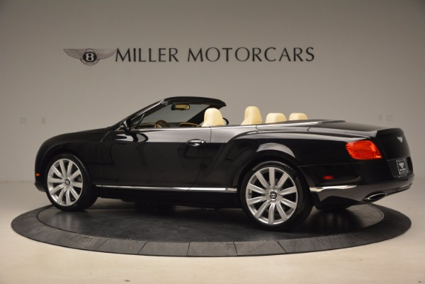 Used 2012 Bentley Continental GT W12 for sale Sold at Bugatti of Greenwich in Greenwich CT 06830 4