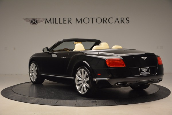 Used 2012 Bentley Continental GT W12 for sale Sold at Bugatti of Greenwich in Greenwich CT 06830 5