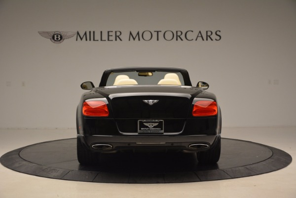 Used 2012 Bentley Continental GT W12 for sale Sold at Bugatti of Greenwich in Greenwich CT 06830 6