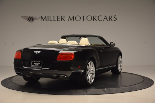 Used 2012 Bentley Continental GT W12 for sale Sold at Bugatti of Greenwich in Greenwich CT 06830 7