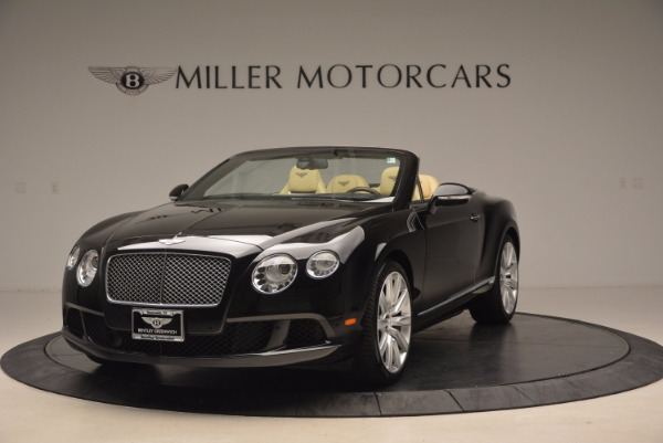 Used 2012 Bentley Continental GT W12 for sale Sold at Bugatti of Greenwich in Greenwich CT 06830 1