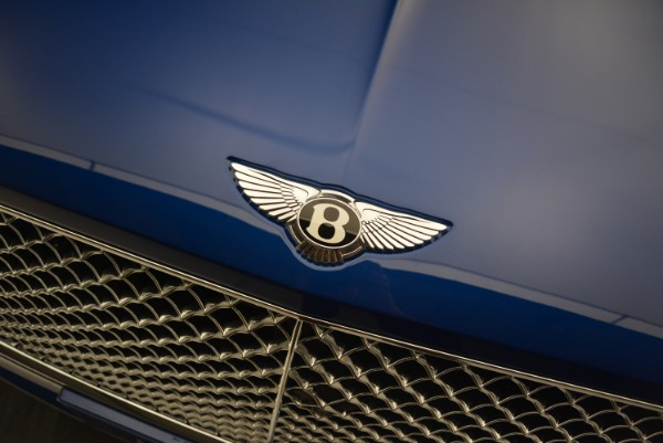 New 2020 Bentley Continental GT for sale Sold at Bugatti of Greenwich in Greenwich CT 06830 14