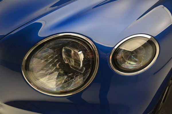 New 2020 Bentley Continental GT for sale Sold at Bugatti of Greenwich in Greenwich CT 06830 15