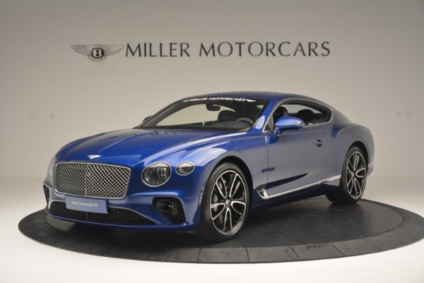 New 2020 Bentley Continental GT for sale Sold at Bugatti of Greenwich in Greenwich CT 06830 2