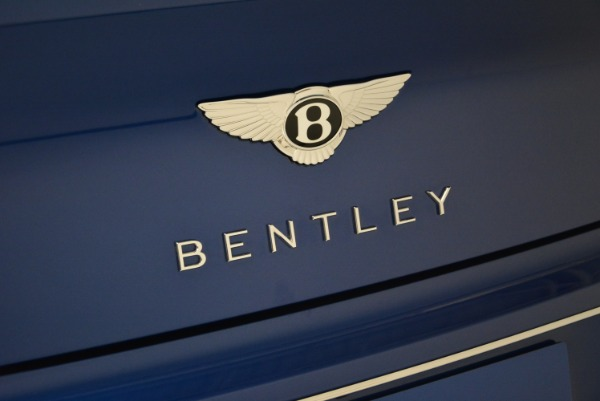 New 2020 Bentley Continental GT for sale Sold at Bugatti of Greenwich in Greenwich CT 06830 21