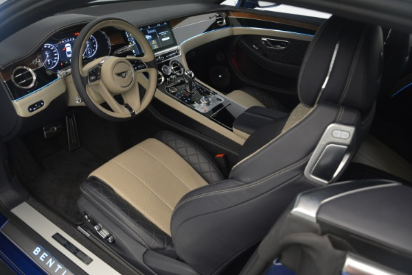 New 2020 Bentley Continental GT for sale Sold at Bugatti of Greenwich in Greenwich CT 06830 27