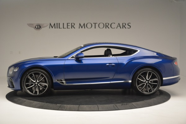 New 2020 Bentley Continental GT for sale Sold at Bugatti of Greenwich in Greenwich CT 06830 3