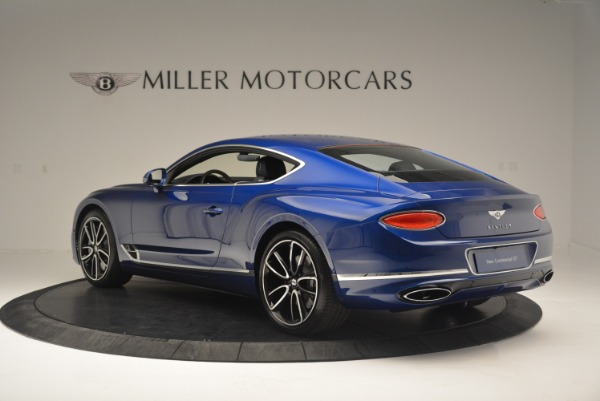 New 2020 Bentley Continental GT for sale Sold at Bugatti of Greenwich in Greenwich CT 06830 4