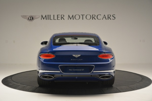 New 2020 Bentley Continental GT for sale Sold at Bugatti of Greenwich in Greenwich CT 06830 6