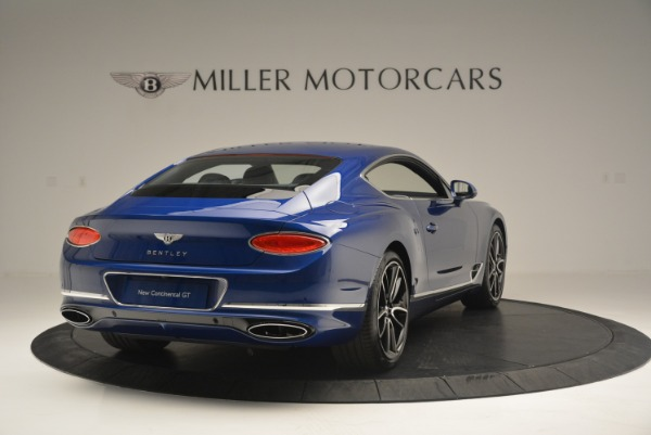 New 2020 Bentley Continental GT for sale Sold at Bugatti of Greenwich in Greenwich CT 06830 7