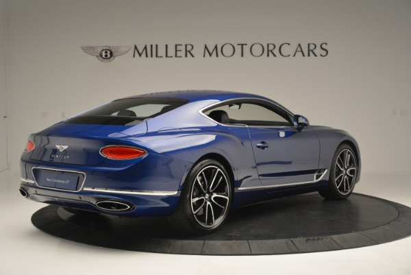 New 2020 Bentley Continental GT for sale Sold at Bugatti of Greenwich in Greenwich CT 06830 8